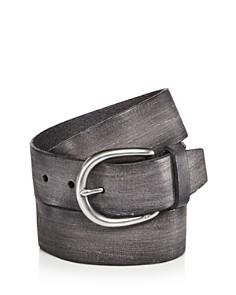 John Varvatos Star USA Hand Burnished Belt - Bloomingdale's_0