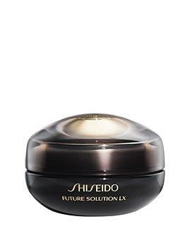 Shiseido - Future Solution LX Eye & Lip Contour Regenerating Cream 0.6 oz.