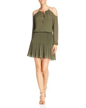 Michael Michael Kors Cold-Shoulder Dress - 100% Exclusive