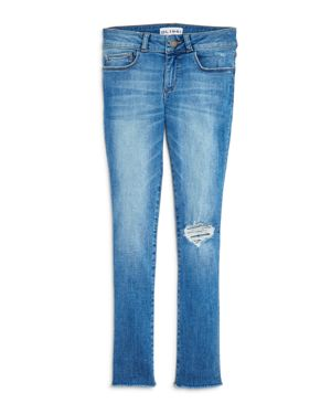 DL1961 Girls' Distressed Skinny Jeans - Big Kid thumbnail