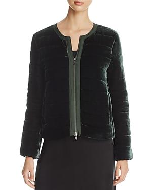 Eileen Fisher Velvet Jacket - 100% Exclusive