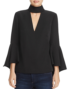 Milly Andrea Cutout Top