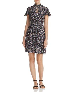 Rebecca Taylor Floral Silk Dress - 100% Exclusive