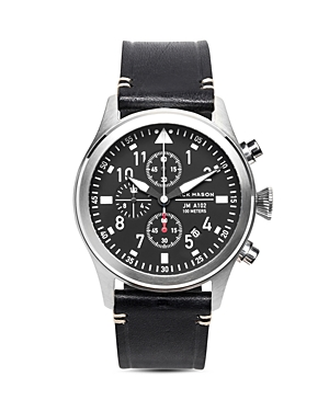 Jack Mason Aviator Chronograph Watch, 42 mm
