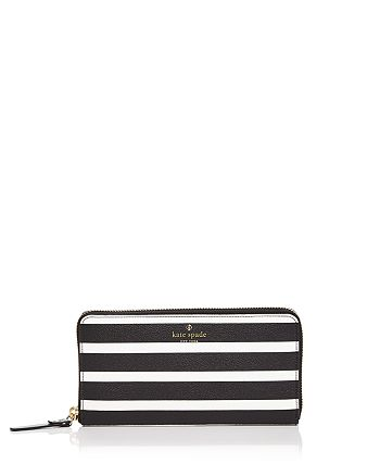kate spade new york - Hyde Lane Michele Stripe Wallet