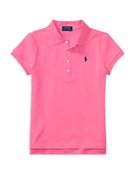 Ralph Lauren - Girls' Polo Shirt - Big Kid