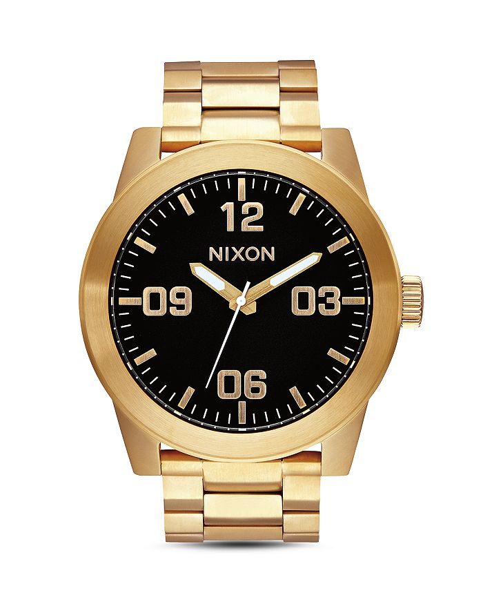 Nixon - The Corporal Watch, 48mm