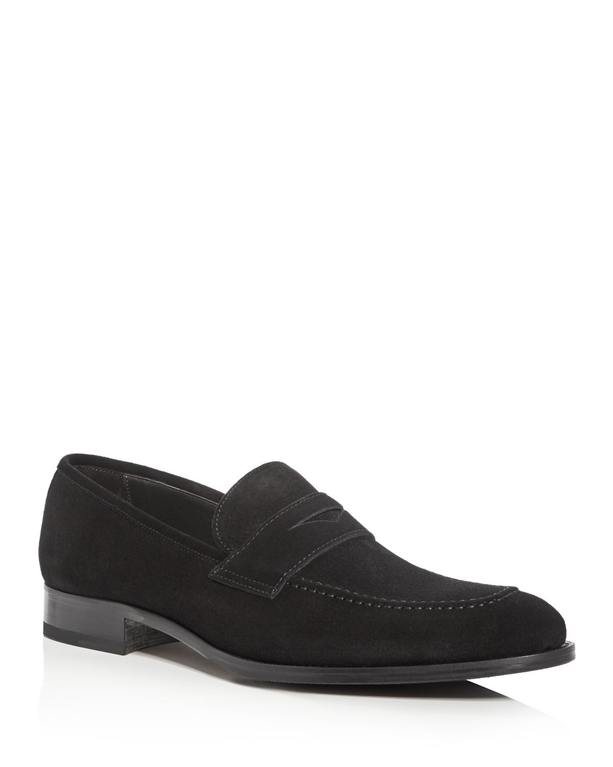 To Boot Men's James Suede Penny Loafers