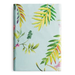 Yves Delorme Bouquets Flat Sheet, King