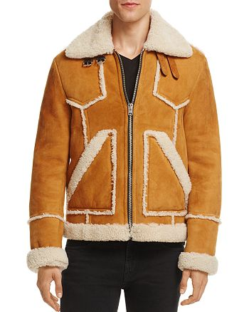 COACH - Icon Shearling Jacket