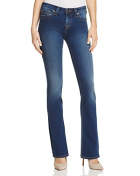 True Religion - Becca Bootcut Jeans in Lands End Indigo