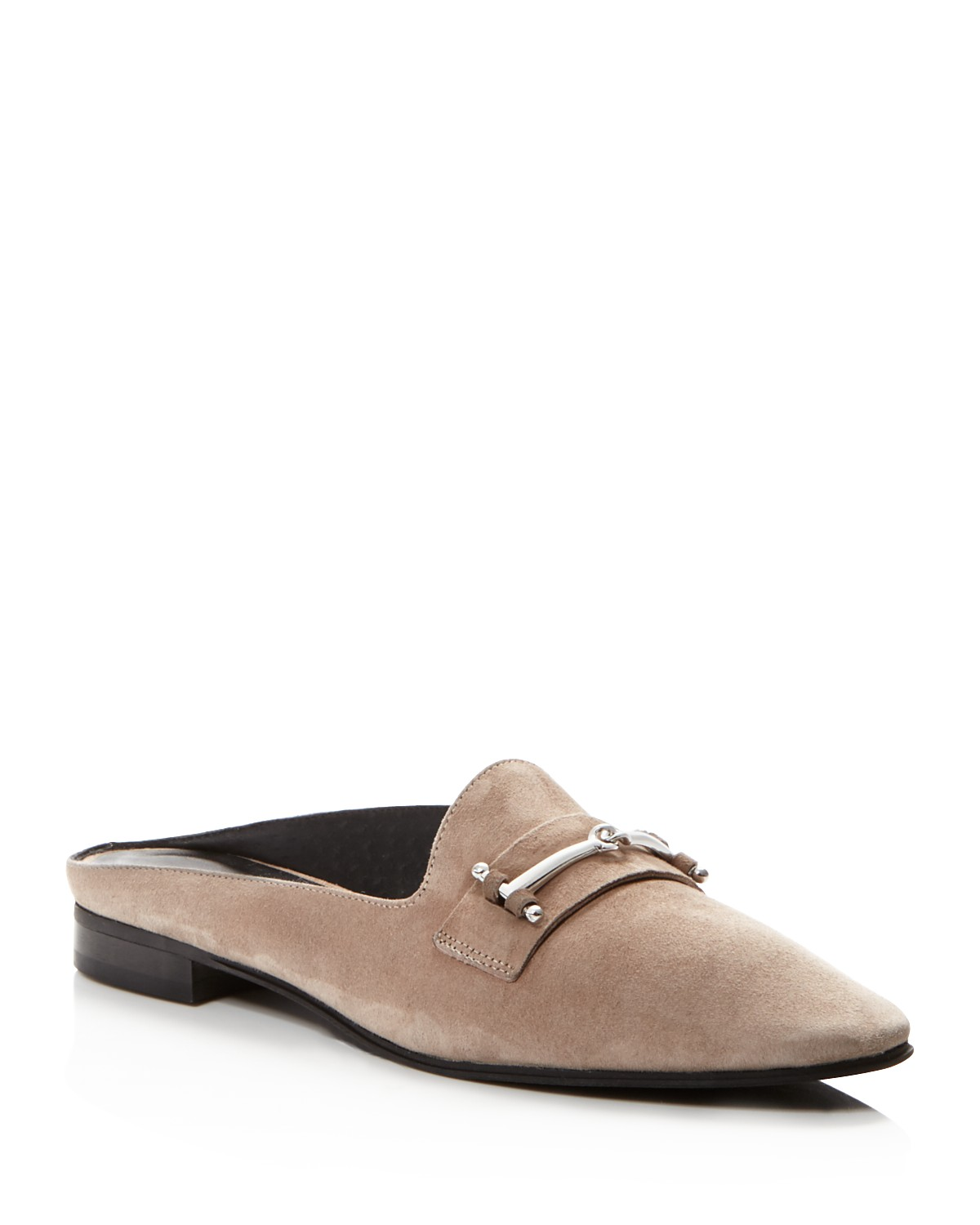 Charles David Melody Suede Mules WJ43gs8Nx