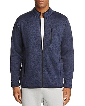The Narrows Sherpa-Lined Fleece Zip Jacket