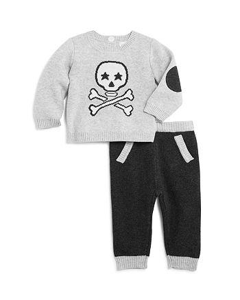 Bloomie's - Boys' Skull Sweater & Pants Set, Baby - 100% Exclusive