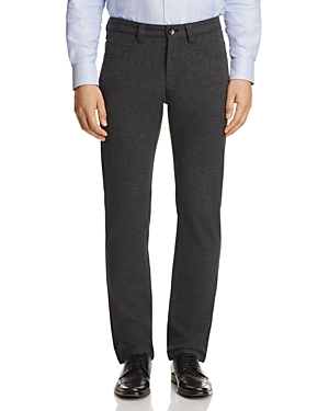 Armani Collezioni Five Pocket Classic Fit Dress Pants