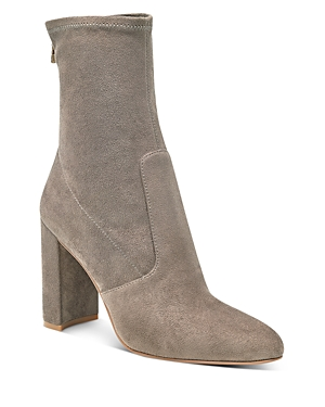 Ivanka Trump Sayida High Block Heel Booties