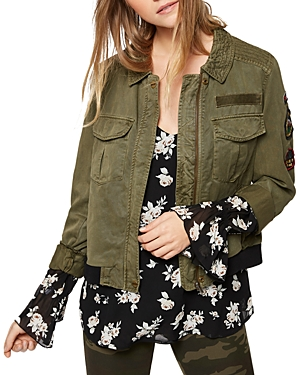 Sanctuary Camp Eisenhower Bomber Jacket