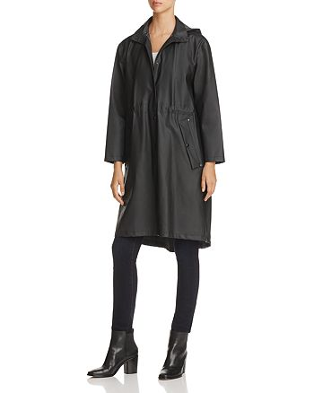 Stutterheim - Mariefred Matte Hooded Raincoat