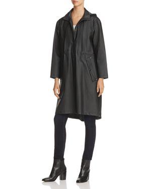 Stutterheim Mariefred Matte Hooded Raincoat