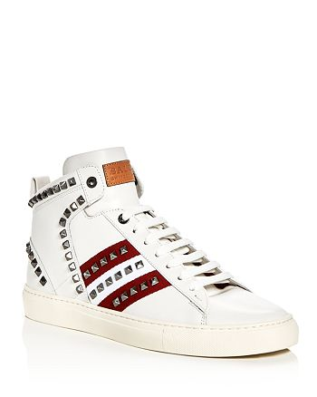 Bally - Men's Hedern Studded High Top Sneakers