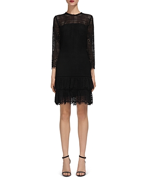 Whistles Marylou Lace Dress
