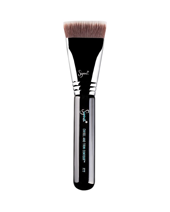 Sigma Beauty - F77 Chisel & Trim Contour Brush