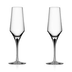 Orrefors - Metropol Champagne, Set of 2