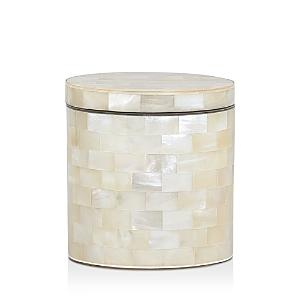 Labrazel White Agate Jar