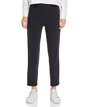Dylan Gray CROPPED SLIM STRAIGHT LEG PANTS - 100% EXCLUSIVE