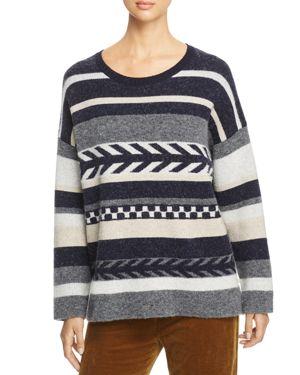 Weekend Max Mara Uccio Striped Sweater - 100% Exclusive