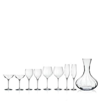 Elegance Optic Double Old-Fashioned Glasses, Set of 2