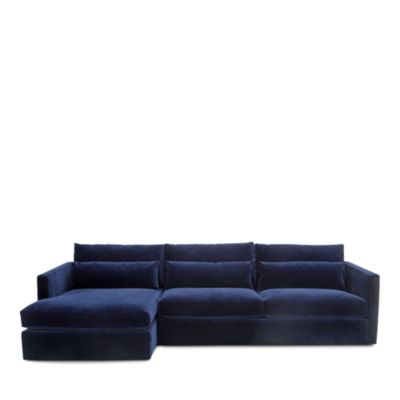 Merveilleux Bloomingdaleu0027s Artisan Collection   Blair 2 Piece Sectional   Left Facing  Chaise