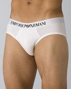 Armani - Stretch Cotton Brief