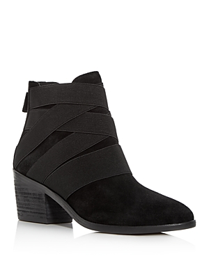 Eileen Fisher Women's Willis Suede Booties