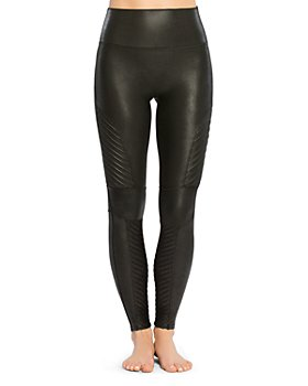 SPANX® - Moto Faux Leather Leggings