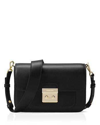 MICHAEL Michael Kors - Sloan Editor Large Leather Shoulder Bag