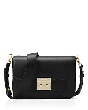 Michael Michael Kors Sloan Editor Large Leather Shoulder Bag
