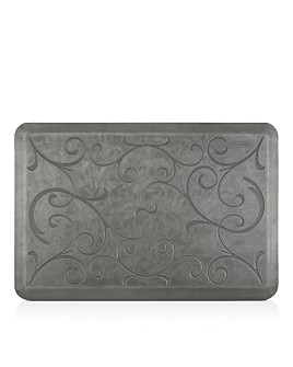 WellnessMats - Estates Silver Leaf Bella Mat