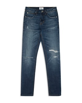 Hudson - Boys' Distressed Slim-Leg Jeans - Big Kid