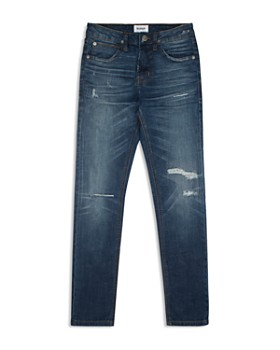 Hudson - Boys' Distressed Slim-Leg Jeans - Big Kid