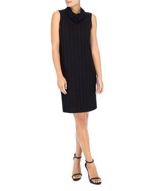 B Collection by Bobeau Sleeveless Cowl-Neck Dress