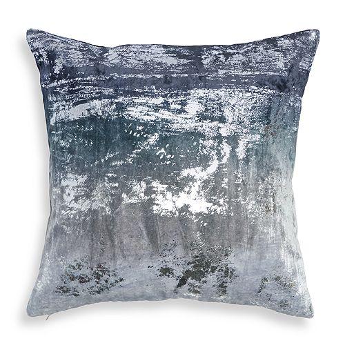 "Donna Karan - Ocean Shimmer Ombré Decorative Pillow, 18"" x 18"" - 100% Exclusive"