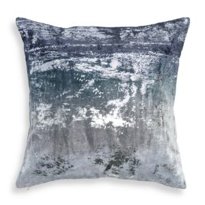Donna Karan Ocean Shimmer Ombre Decorative Pillow, 18 x 18 - 100% Exclusive