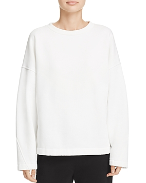 Vince Drop-Shoulder Sweatshirt