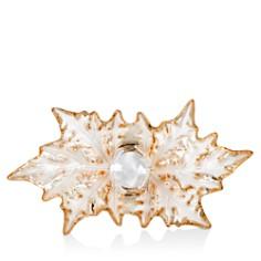 Lalique - Champs-Elysées Large Bowl, Gold Luster