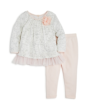Click here for Pippa & Julie Girls Swing Top & Leggings Set - Bab... prices