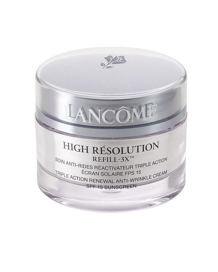 Lancôme - High Résolution Refill-3X™ Face SPF 15 2.5 oz.