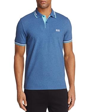 Boss Green Paul Pique Short Sleeve Polo Shirt