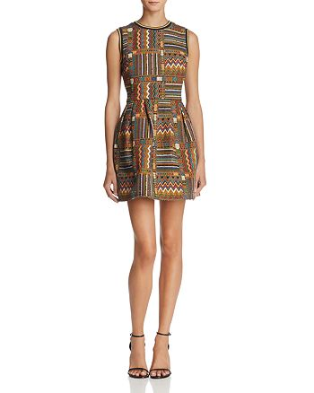 Molly Bracken - Aztec Print Dress