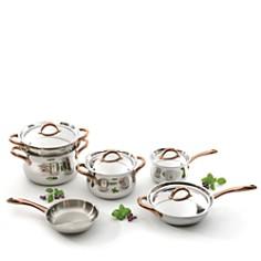 BergHOFF 11-Piece Stainless Steel Studio Cookware Set - Bloomingdale's_0